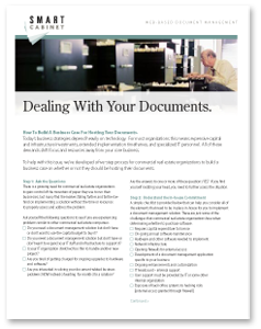 Dealing With Your Documents